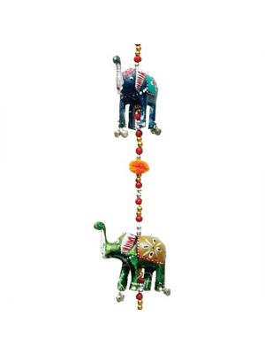 Ornament String/5 Elephants