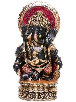 Polyresin Standing Ganesha 13
