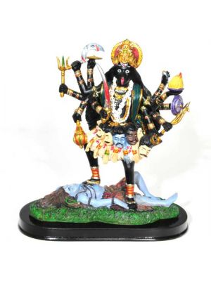 Polyresin Black Kali 9