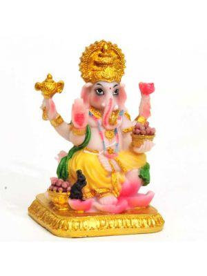 Polyresin Mini Ganesha 3.5
