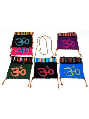 Om Passport Bags Set/6