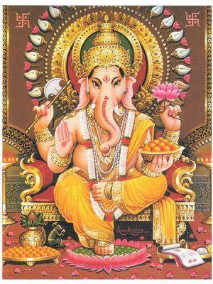 Ganesh Sitting  11.25