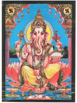 Ganesh Sitting  7