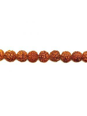 108 bead Rudraksha Seed Malas (6-20mm)