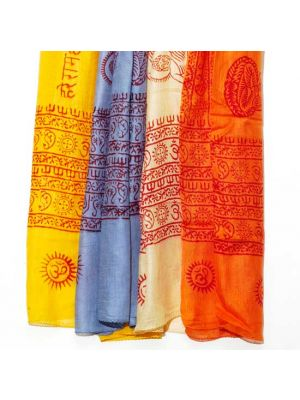 R  Expo (USA) | Song of India Scarves and Garments - MORE