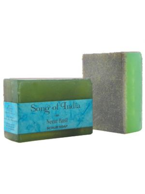 Wellness Scrub Soap with Walnut Shell Powder (2 scents)