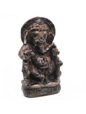 Stone Dust Ganesha Figurine 7
