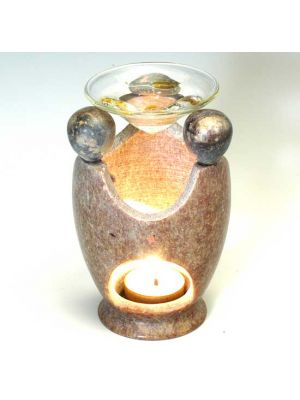Stone Aroma Lamp - Friends