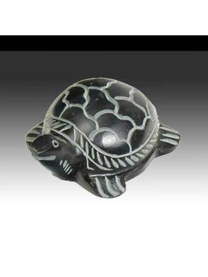 Black Stone Turtle 2.75