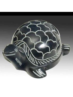 Black Stone Turtle 4.5