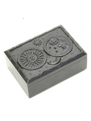 Stone Black.Box.Sun/Moon 5X7