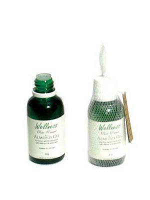Wellness Pure Almond Oil 30 ml.