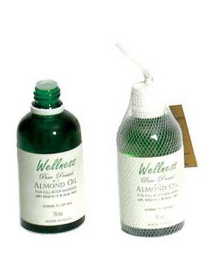 Wellness Pure Almond Oil 70ml